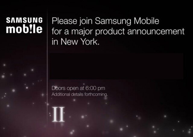 Samsung The Galaxy S II дебютує у США 29 серпня