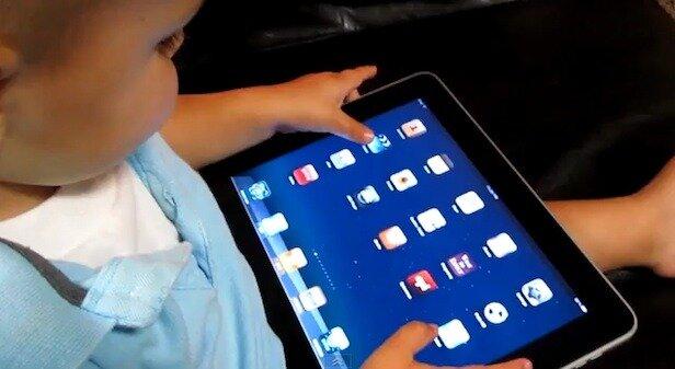 Діти і планшети. Яким буде майбутній споживач? (Інфографіка)