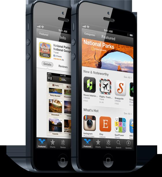 Apple назвала ТОП безкоштовних та платних додатків 2012 року