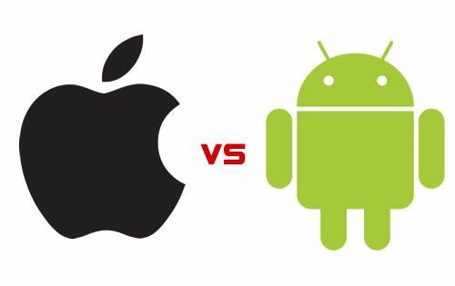 Статистика американського ринку: Android виріс на 13%, iOS впав на 7%, Windows Phone взлетів на 52%