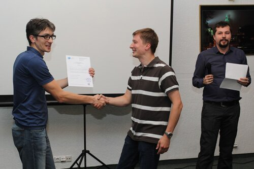 "Євген Філяк ""стартап TicketClub.com.ua"""
