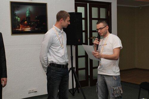 """Роман Крайовський """" Ідея стартапу Mapzz.net"""""""