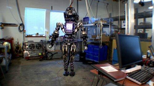 Гуманоїдний робот Atlas від Darpa