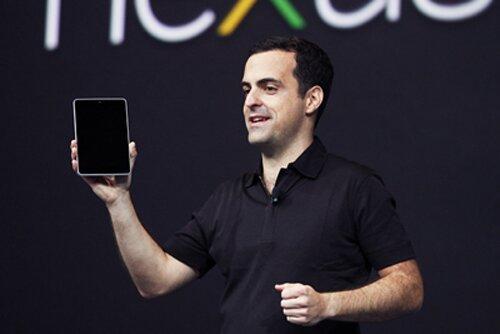 віце-президент Android Hugo Barra