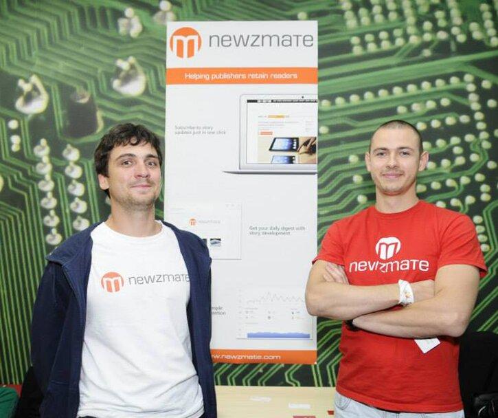 Український стартап Newzmate залучив $300 000 інвестицій для медіабізнесу Traqli