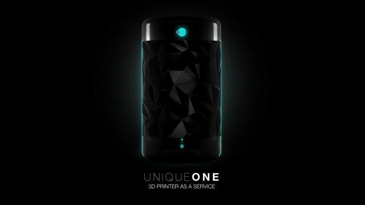 Український стартап Kwambio розробив власний 3D-принтер UNIQUE One