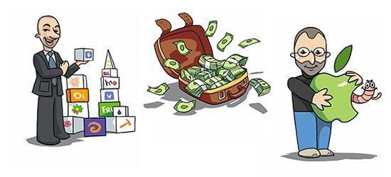 5 спільних особливостей стартапів, які оцінюють в мільярди доларів