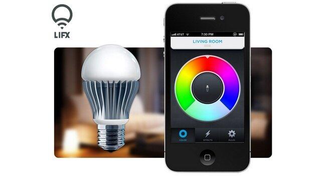 Інноваційний тип освітлення у Wi-Fi-лампочках LIFX