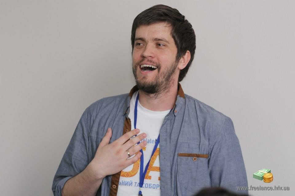 Lviv Freelance Forum Spring 2015: золоті правила успіху від Миколи Просто