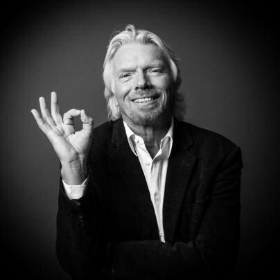 Річард Бренсон – історія успіху хіппі-мільярдера