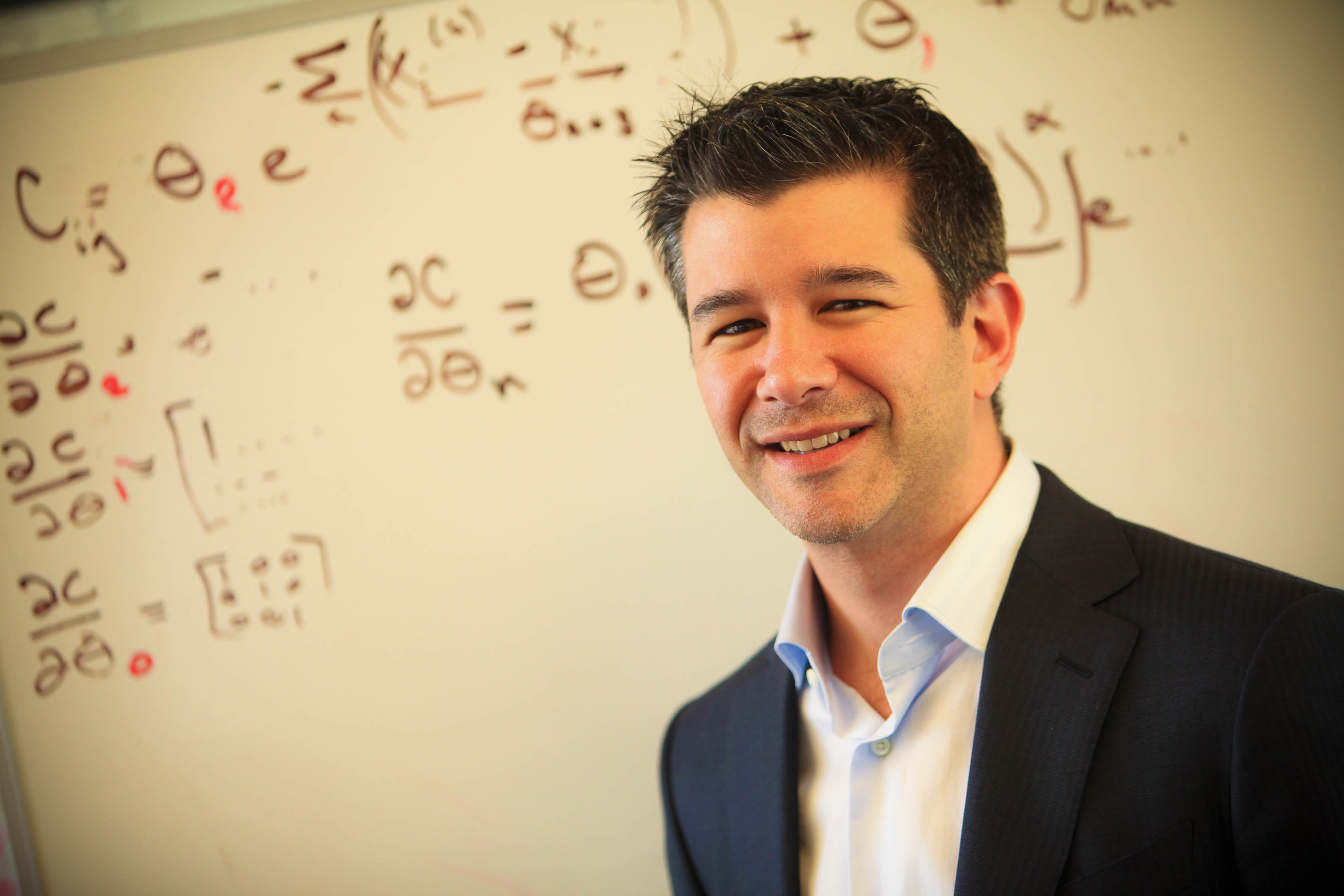 Життя і особистість Тревіса Каланіка, засновника Uber - найдорожчого стартапу в світі
