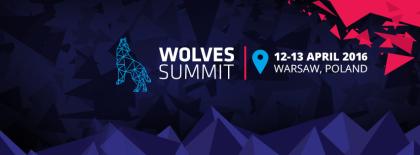 The Wolves Summit - грандіозна конференція для стартапів,  інвесторів, підприємців і представників компаній