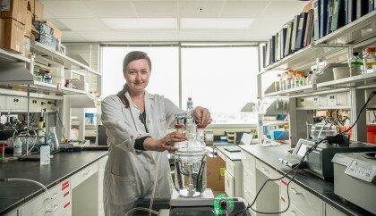 Протеїнові волокна можуть замінити металеві нанопроводи