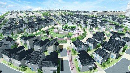 В Японії побудують перший «розумний» мегаполіс