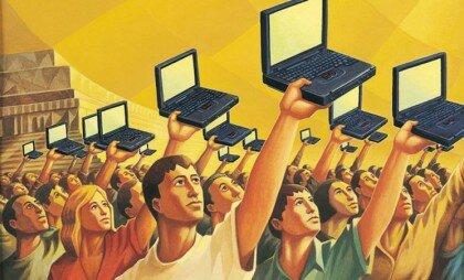 Біткоїни і електронна демократія - що спільного?