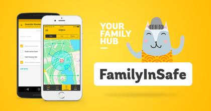 FamilyInSafe - український додаток для спілкування з найріднішими
