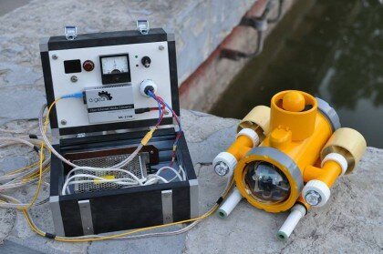 Underwater Robot Project - український іхтіандр