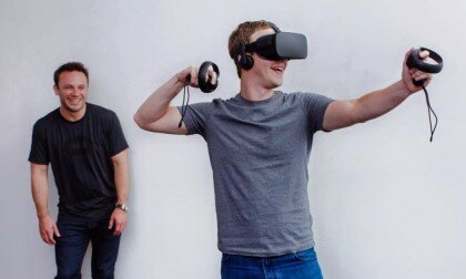Віртуальна реальність: як Цукерберг поцупить ваші спогади