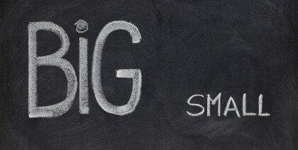 Smalldata vs Bigdata: дві сторони однієї медалі