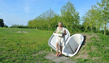 Дизайнер з Голандії створив холодильник. якому не потрібна електроенергія