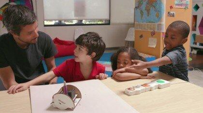 Project Bloks – hardware-платформа від Google для дошкільнят