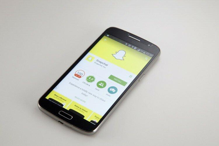Snapchat запроваджує рекламні фільтри