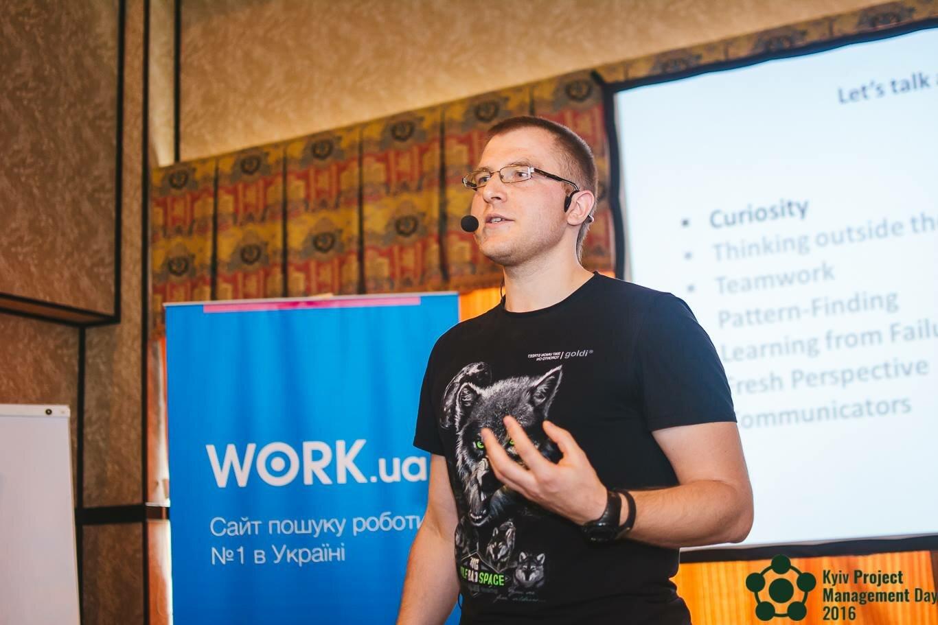 П'ять порад молодим проектним менеджерам ІТ індустрії від Царя Мар'яна